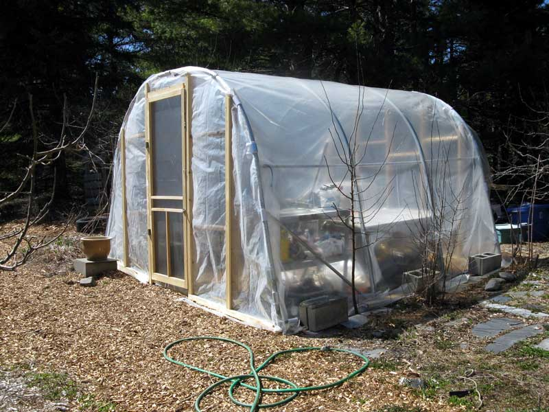 hoop house