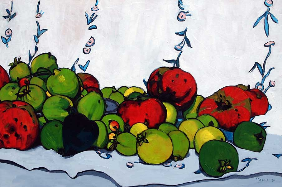quince-and-tomatoes